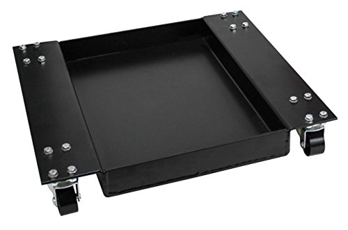 Extreme Max 5001.5067 Dolly Tray for Wide Motorcycle Scissor Jack by Extreme Max