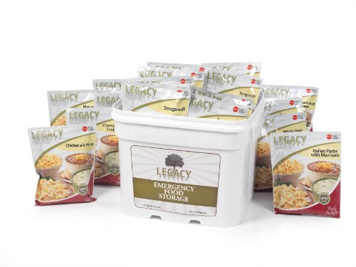 Survival-Storage-Food-Supply-240-Large-Servings-64-Lbs-Long-Term-Emergency-Freeze-Dried-Meals-25-Year-Shelf-Life-Wise-Disaster-Preparedness