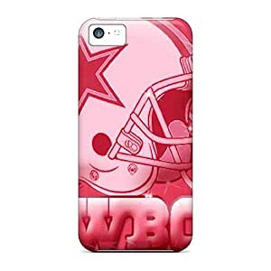 Jamesler Design High Quality Dallas Cowboys Cover Case With Excellent Style For Iphone 5cKimberly Kurzendoerfer