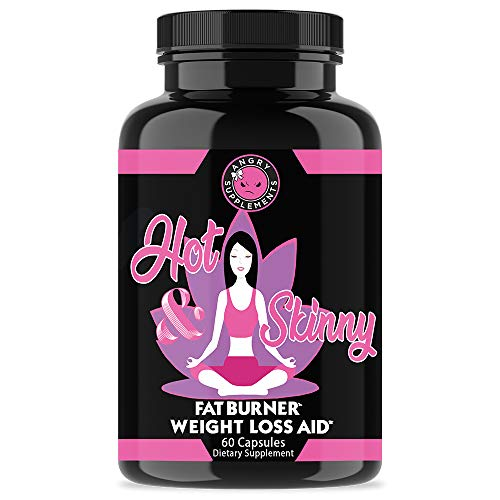 Angry Supplements Thermogenic All Natural Suppressant product image