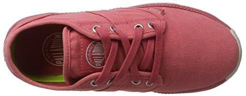 Palladium Pallaville Cvs, Zapatillas para Mujer Rosa (Garnet Rose/wind Chime)
