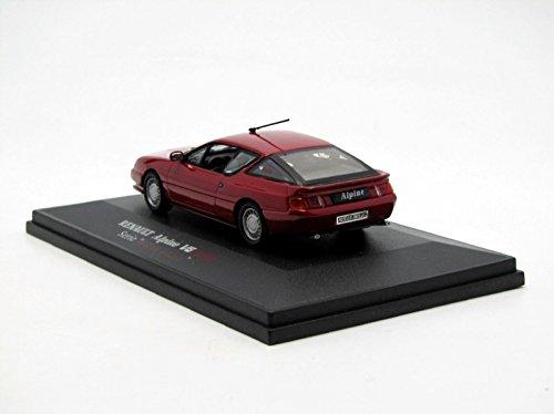 Universal Hobbies 1681 - miniatura del vehículo - Alpine - Renault V6 Turbo GTA Mille - Miles Edición - 1/43 Escala: Amazon.es: Juguetes y juegos