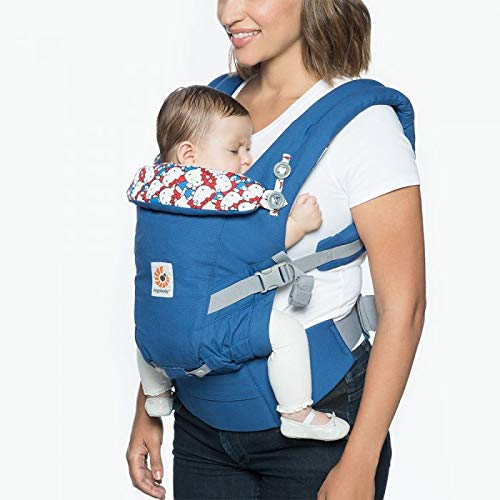 Ergobaby Adapt Baby Carrier Hello Kitty - Hello Kitty Classic: Amazon.es: Juguetes y juegos
