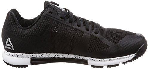 Gymnastique 000 Tr Reebok silvr Chaussures black Noir De white R Speed 0 Femme Crossfit 2 68tq8r
