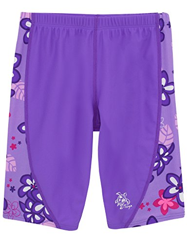 Tuga Girls UPF 50+ Jammer Short (UV Sun Protective)