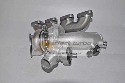 gt1446slm 781504 - 0004 Turbo para 009- Vauxhall, Opel, Chevrolet Ecotec mgt14: Amazon.es: Coche y moto