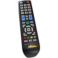 A.Shine BN59-00857A New Replacement Remote Control for Samsung TVs 933HDPLUS L25EMNKUY/ZA L25EMNKUYZA LN19B360 LN19B360C5D LN19B360C5DUZA