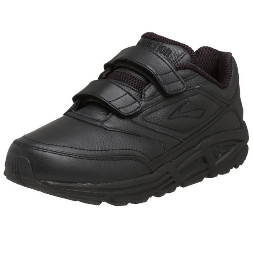 Brooks Men's Addiction, Black, 12 EE - -