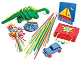 Colored Artstraws Assortment (CKC9232) Category: School Supplies