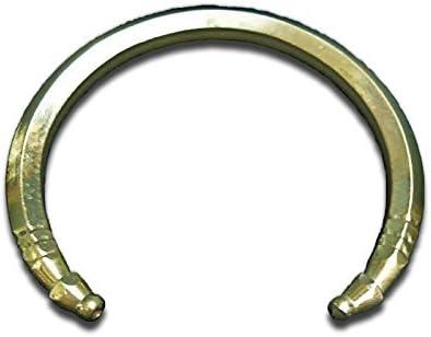 Heavy Indikart Export Bracelet Open Pack of 2 for Men