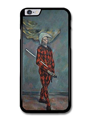 Paul Cezanne Harlequin Artist Art Vintage case for iPhone 6 Plus 6S Plus