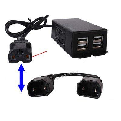 Amazon.com: Jammas eBike - Cargador rápido USB para coche de ...