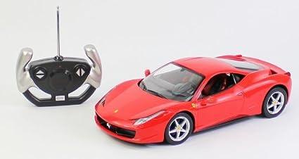 1 14 Scale Ferrari 458 Italia Radio Remote Control Sport Car RC RTR CAR