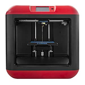 FlashForge Finder 3D Printers with Cloud, Wi-Fi, USB cable and Flash drive connectivity 3D Printers