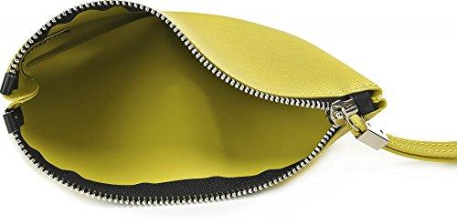 pour femme Gum pour jaune Gum Pochette Pochette dOXwFx
