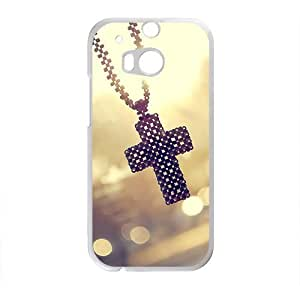 Necklace Fashion Personalized Phone Case For HTC M8 by icecream design