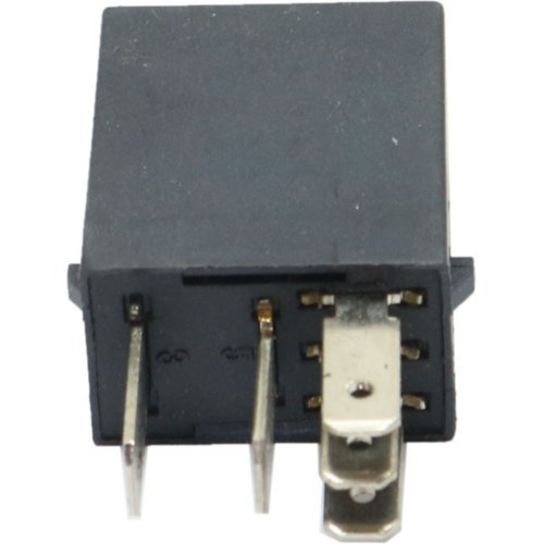 Evan-Fischer EVA2958121740 Fuel Pump Relay for ES300 96-01 / Corolla 08-13 5 Male Blade-Type Terminals