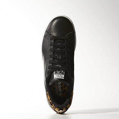 Stan Smith W Ladies (pack Danimaux) En Noir Par Adidas, 9.5