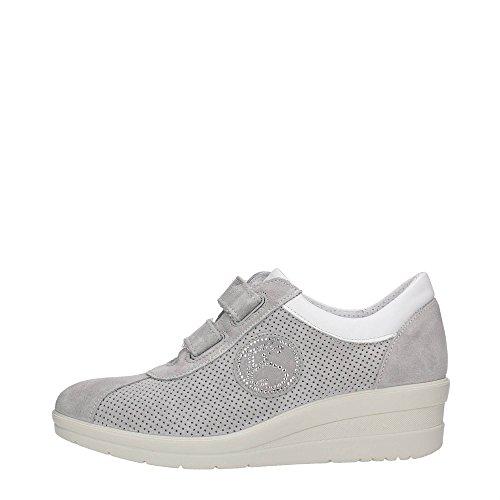 soft Donna ENVAL scamosciato 59470 sneakers 6qPq4
