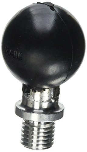 "RAM Mounts  1"" Ball with M10 X 1.25 Pitch Male Thread"