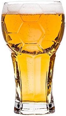 Cerveza en forma de balón de fútbol taza: Amazon.es: Electrónica