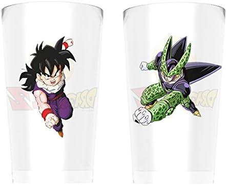 Compra GB Eye LTD, Dragon Ball Z, Gohan Vs Cell, Set de Dos Vasos ...
