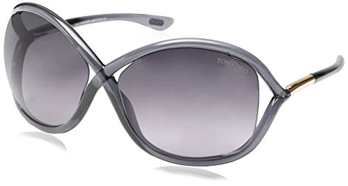 64 Gafas 64 FT0009 Tom 0B5 Mujer Gris mm Sol Ford para de qw4qXP6