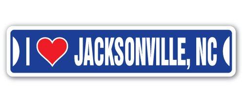 North Carolina Street Sign - 9