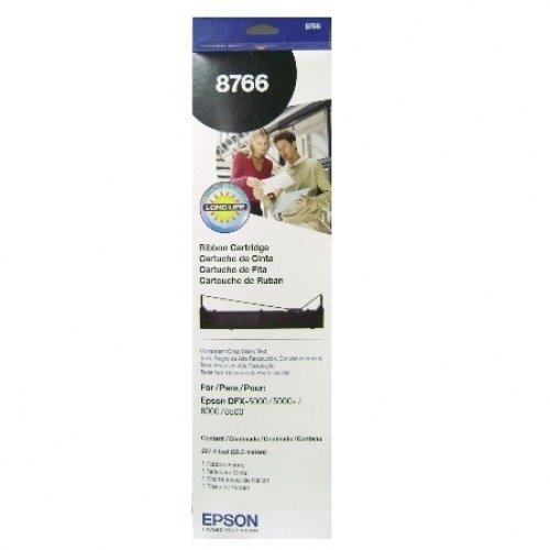 EPSON BR DFX5000 MATRIX, 1-BLACK PRINTER RIBBON 8766 by (8766 Black Printer Ribbon)