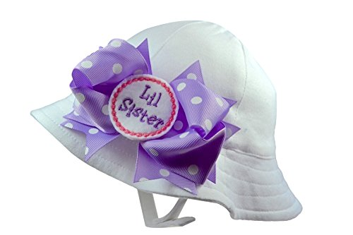 n Hat with Chinstrap and Bow By Funny Girl Designs ()