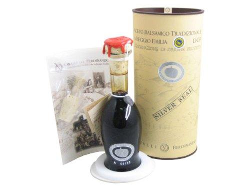 Aceto Balsamico Tradizionale di Reggio Emilia DOP 12Yr by Cavalli (100 ml)