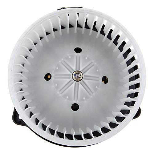 TUPARTS AC Conditioning Heater Blower Motor with Fan HVAC Motors Fit for 2005 2006 2007 2008 2009 2010 Honda Odyssey,2005 2006 2007 2008 2009 Subaru Legacy/Outback, 2004 2005 Toyota RAV4