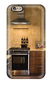New Premium EzYjord19754sEhpM Case Cover For Galaxy S4/ Contemporary Kitchen With Tile Backsplash And Sconces Protective Case Cover Sending Screen Protector in Free