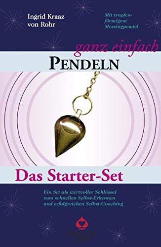 Pendeln   Ganz Einfach  Das Starter Set Mit Buch Und Pendel