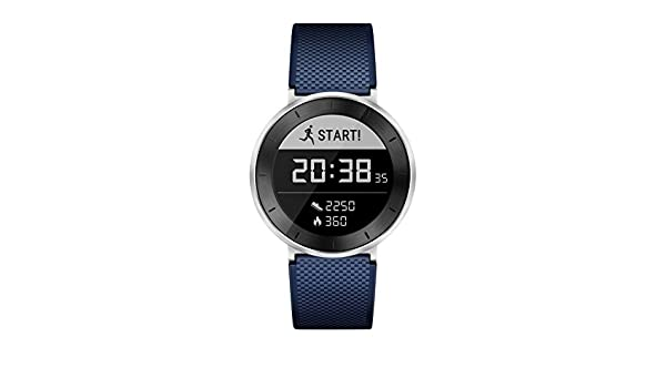 HUAWEI Reloj Fit Smart Fitness (Plateado con Banda Deportiva ...