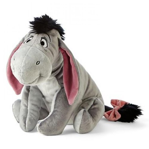 "Disney 15"" Plush Eeyore Donkey from Winnie the Pooh"
