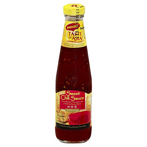 Maggi Sweet Chile Sauce 10.1 Fl. Oz (Pack of 3)