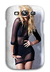 Brandy K. Fountain's Shop Hot 3715894K61724609 Case Cover For Galaxy S3 - Retailer Packaging Amber Heard 8 Protective Case