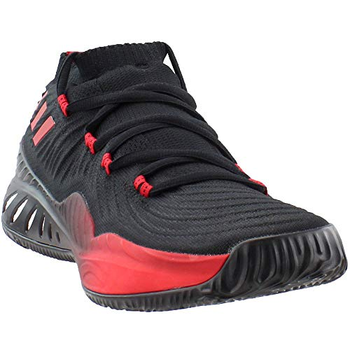 online store 998e4 f70ec adidas Mens AS Crazy Explosive Low 2017 Primeknit - Lowry Athletic   Sneakers Red