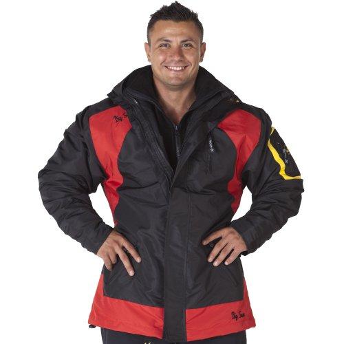BIG SAM SPORTSWEAR COMPANY Men's Jacket Winterjacket Coat...