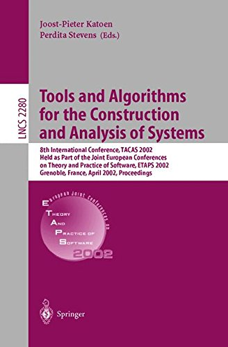 Tools and Algorithms for the Construction and Analysis of Systems PDF