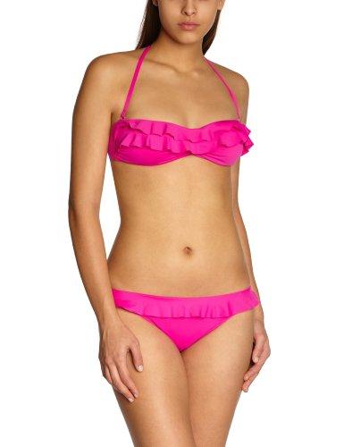 Morgan - Bikini para mujer Rosa