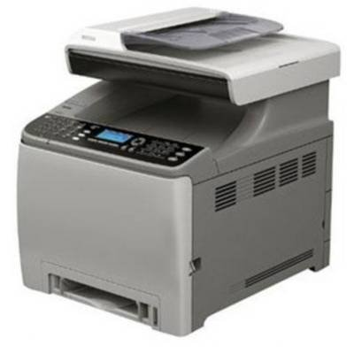 Ricoh Aficio SP C240SF Laser Multifunction Printer - Color - Plain Paper Print - Desktop - Printer, Scanner, Copier, Fax - 16 ppm Mono/16 ppm Color Print - 2400 x (Ricoh Plain Paper Fax)