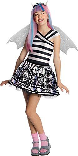 [Monster High Rochelle Goyle Costume, Large] (Monster High Rochelle Goyle)