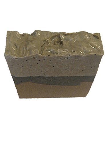 (DETOX BODY SPA BAR SOAP KELP SEAWEED SEA CLAY POPPY SEEDS CHARCOAL YLANG YLANG-BERGAMOT SEA WATER--Cleanser Lather Bathe Bath )