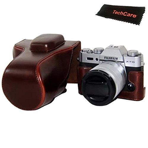 """Fujifilm X-T20 X-T10 Case, TechCare """"Ever Ready"""" Protective"""