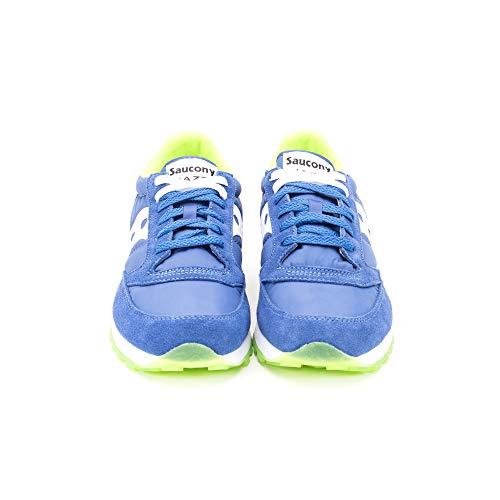 Uomo Royal 256 Sneakers Saucony 42 Blu 2044 Zv4qxt