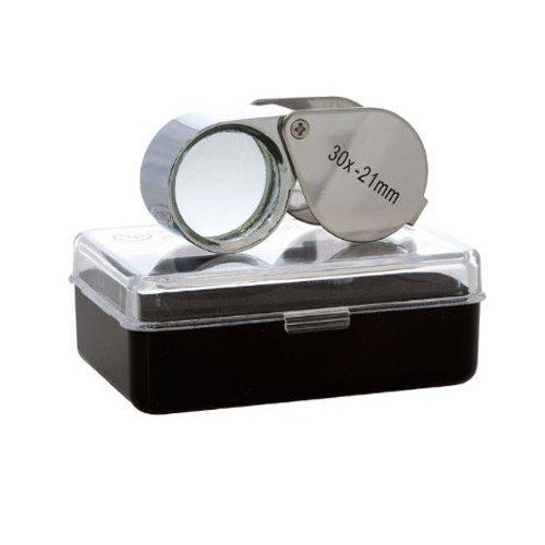 [해외]LuckyStone 보석상 도구 키트 보석 다이아몬드 선택기 II 휴대용 시험기 플러스 30X 보석 루페/LuckyStone Jeweler Tool Kit Jewelry Diamond Selector II Portable Tester LED Plus 30X Jewelry Loupe