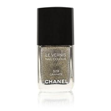 Amazon.com: Chanel Le Vernis Nail Colour 529 Graphite: Health ...