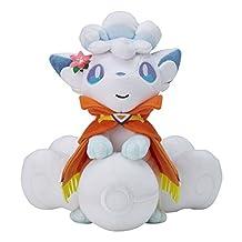 Pokemon Center Original Plush Doll Alola Vulpix / Goupix at the snow festival (Pokemon Sun & Moon)